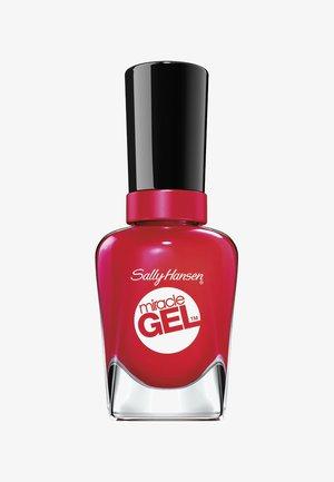 MIRACLE GEL - Nail polish - 470 red eye