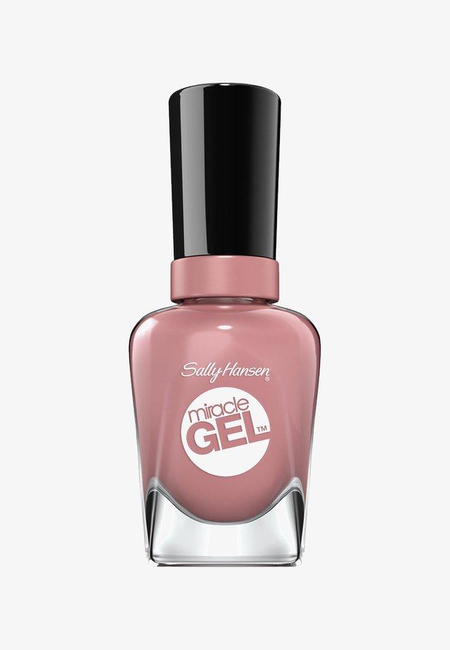 MIRACLE GEL - Nail polish - 244 mauve o-lous