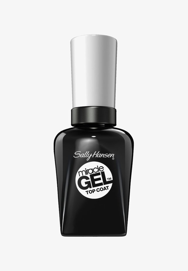 MIRACLE GEL - Lakier do paznokci - top coat