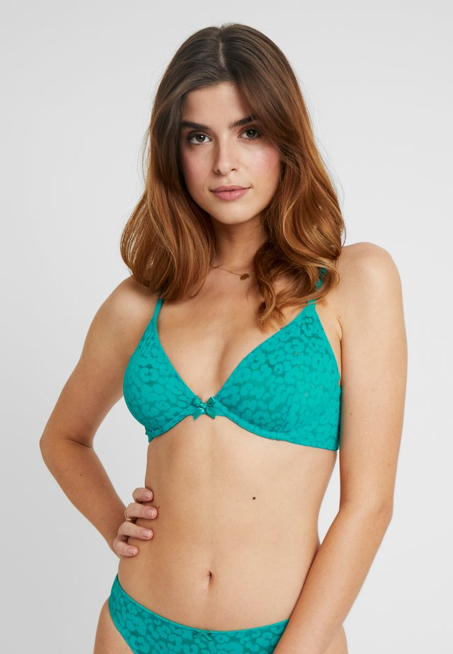 UNLINED BRA - Underwired bra - lapis