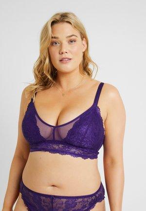 PLUS NEW WIRELESS - Top - violet indigo