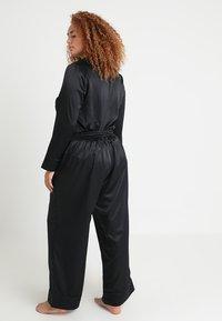 SAVAGE X FENTY - PLUS PAJAMA BOTTOM - Pyjamahousut/-shortsit - black - 2