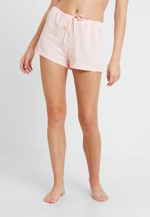 SHORT - Pyjamasbyxor - gossamer pink