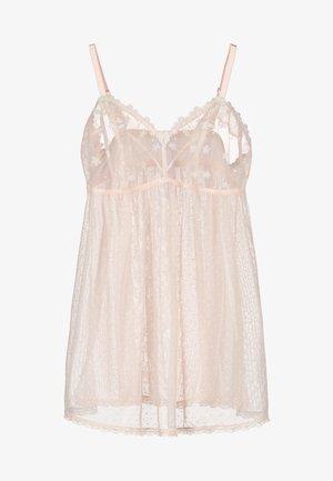 PLUS SLIP - Nattskjorte - gossamer pink