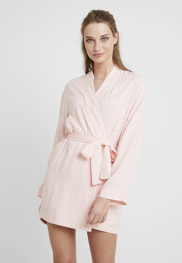 ROBE - Dressing gown - gossamer pink