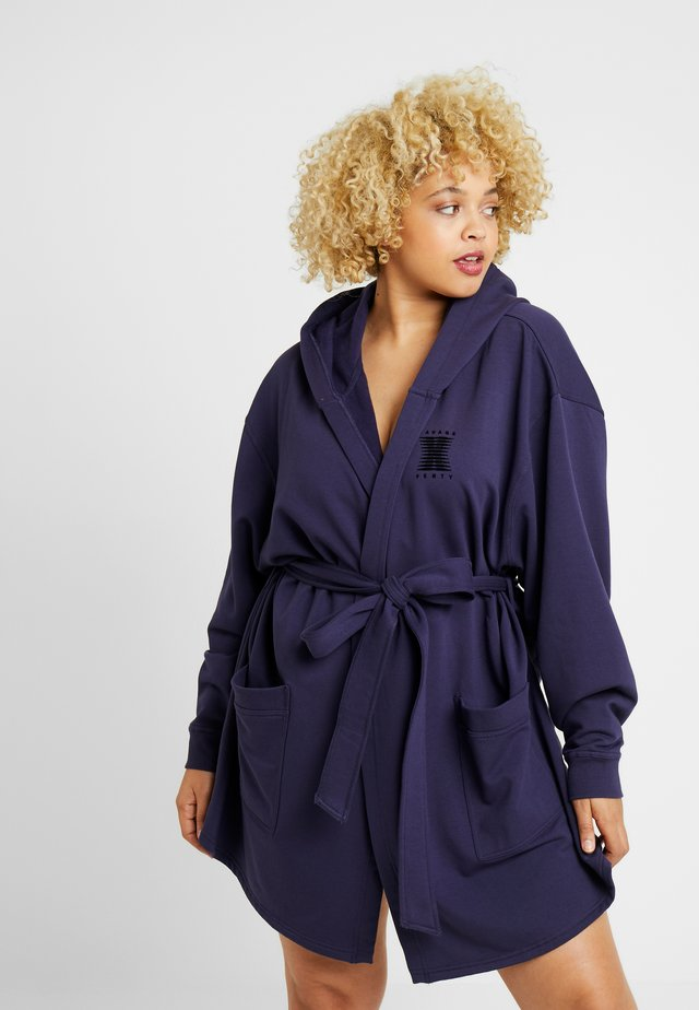 PLUS SHORT ROBE - Dressing gown - eclipse