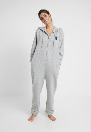 JUMPSUIT - Pyjamas - heather grey