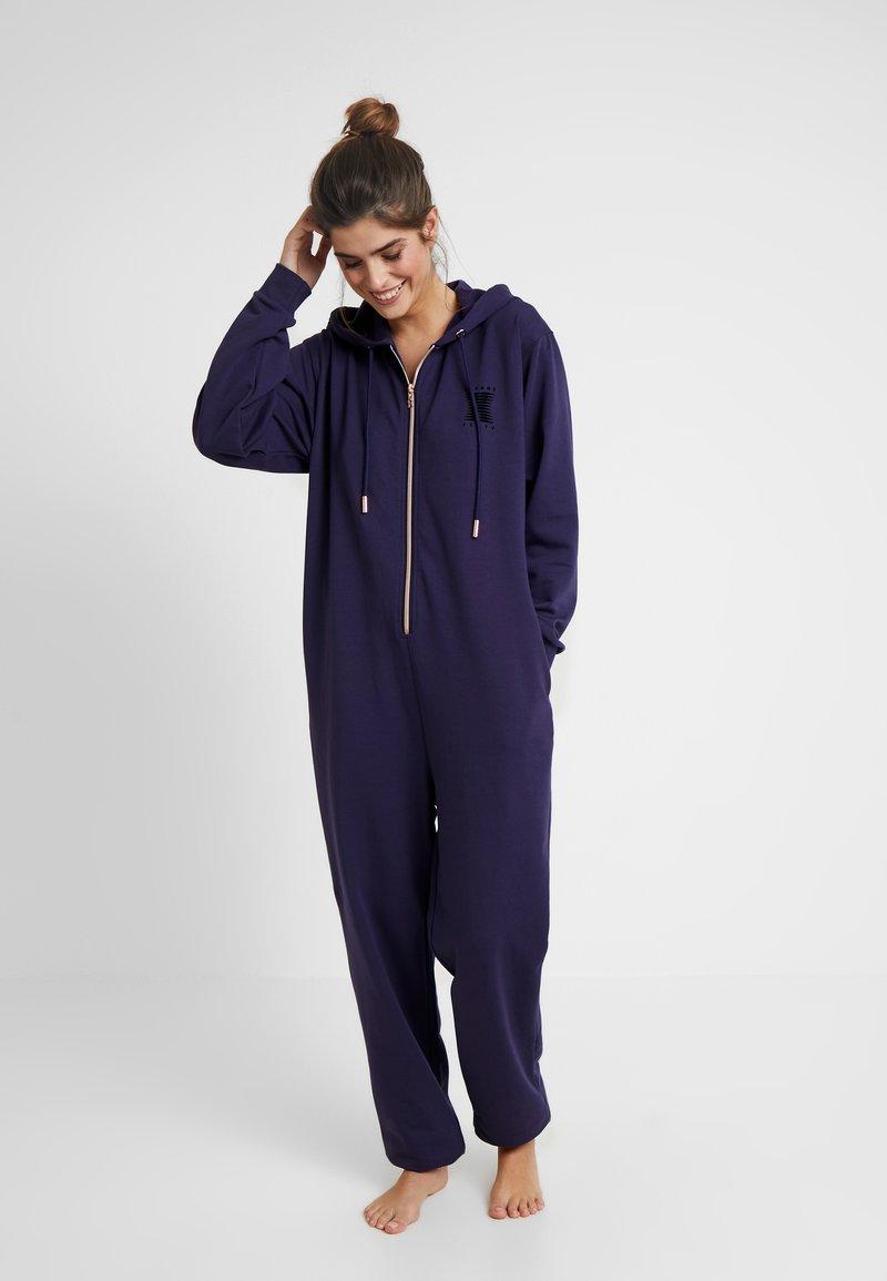 SAVAGE X FENTY - JUMPSUIT - Pyjama - eclipse