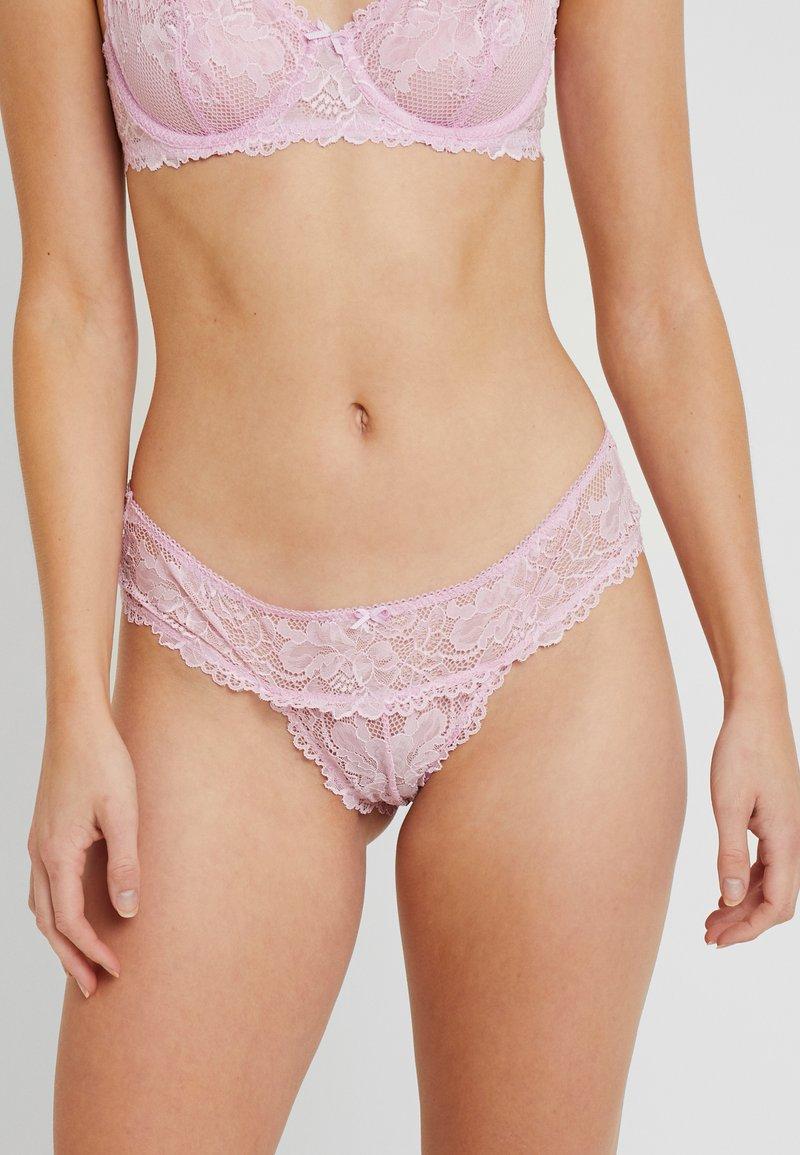 SAVAGE X FENTY  - CHEEKY - Trusser - pink lavender