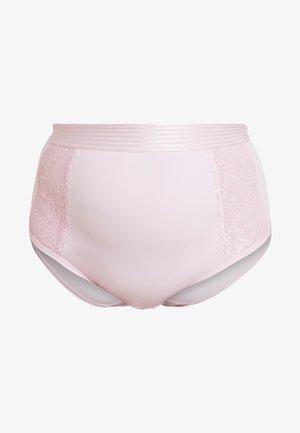 PLUS HIGH WAIST BRIEF - Braguitas - pink lavender