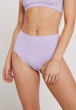 HIGH WAIST BRIEF - Underkläder - lavender fog