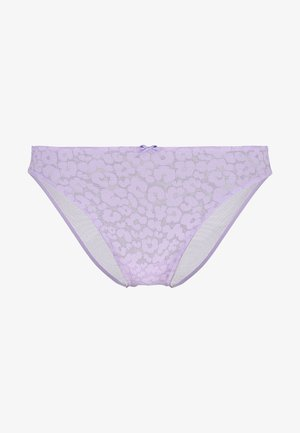 HIGH LEG - Briefs - lavender