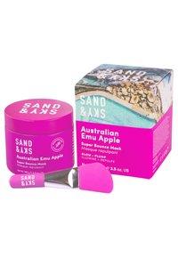 Sand&Sky - AUSTRALIAN EMU APPLE - SUPER BOUNCE MASK - Face mask - - - 2