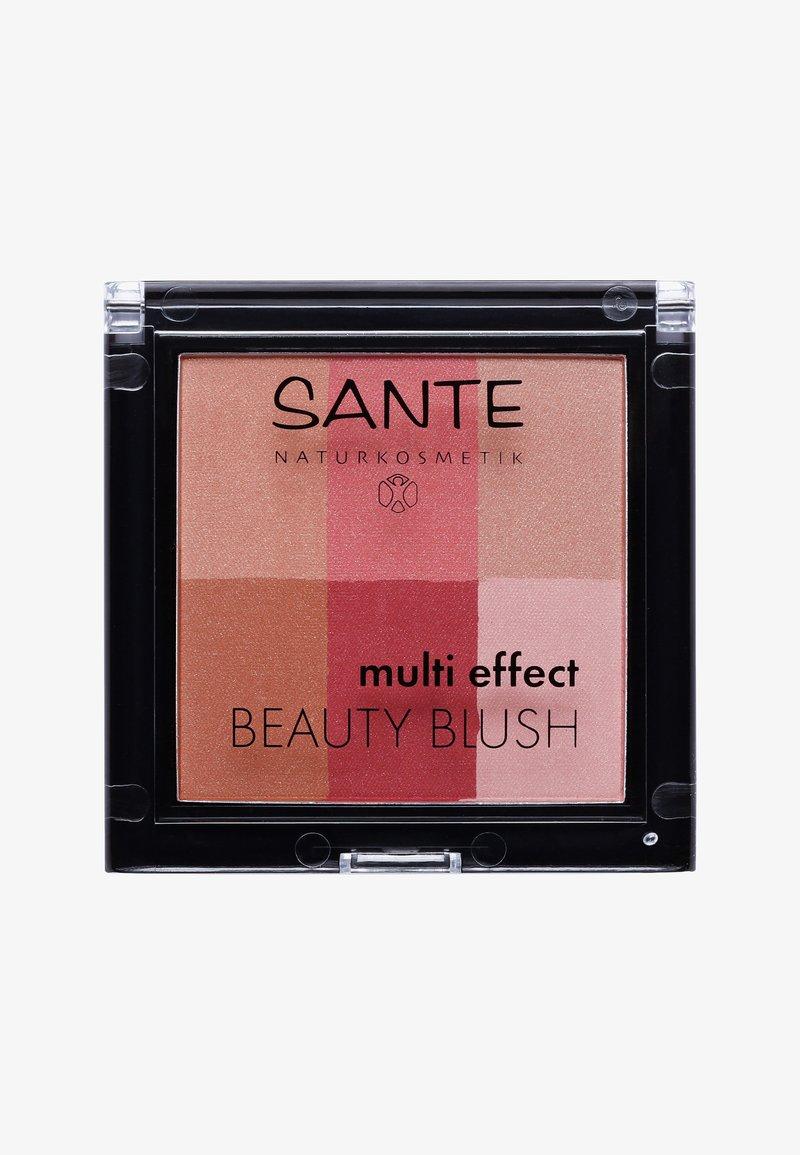 Sante - MULTI EFFECT BEAUTY BLUSH  - Rouge - 02 cranberry