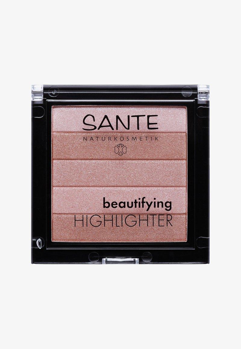 Sante - BEAUTIFYING HIGHLIGHTER  - Highlighter - 01 nude