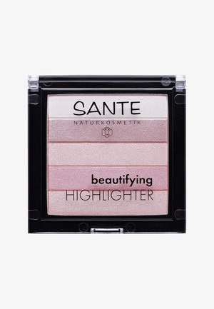 BEAUTIFYING HIGHLIGHTER  - Hightlighter - 02 rose