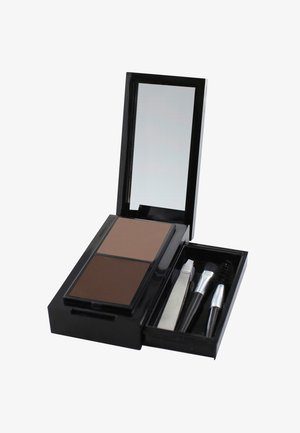 EYEBROW TALENT KIT - Eyebrow powder - braun