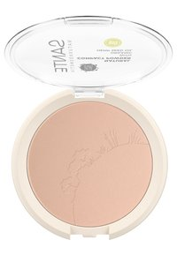 Sante - NATURAL COMPACT POWDER - Puder - 01 cool ivory - 1