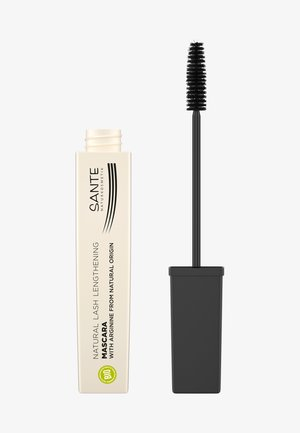 NATURAL LASH LENGTHENING MASCARA - Mascara - 01 black