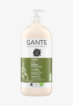 REPAIR SHAMPOO ORGANIC OLIVE OIL & GINKGO  - Shampoo - -