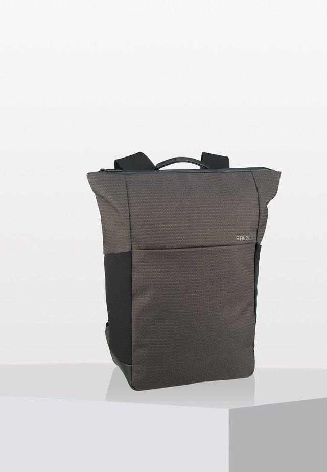RFID - Tagesrucksack - ash grey