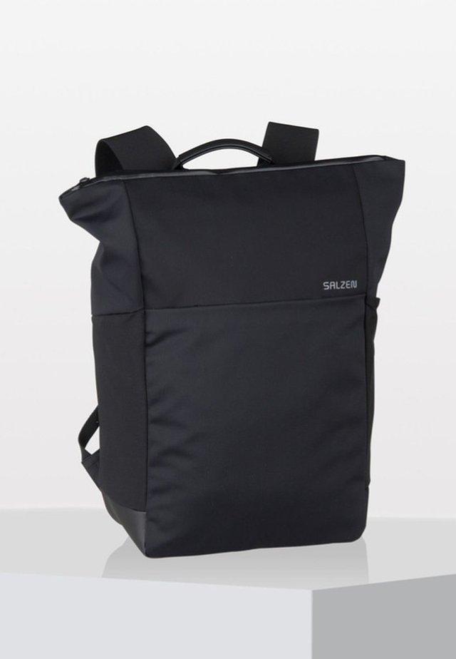 RFID - Tagesrucksack - phantom black