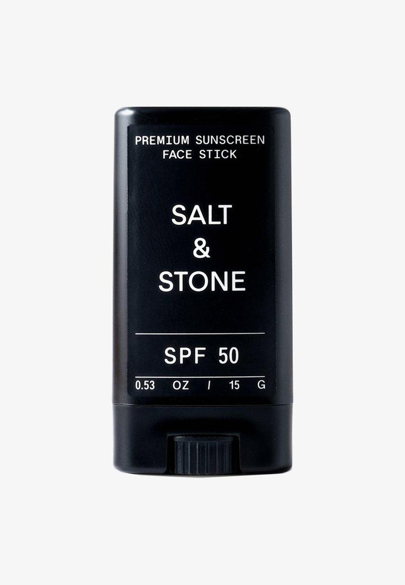 Salt & Stone - SPF 50 SUNSCREEN FACE STICK - Sonnenschutz - -