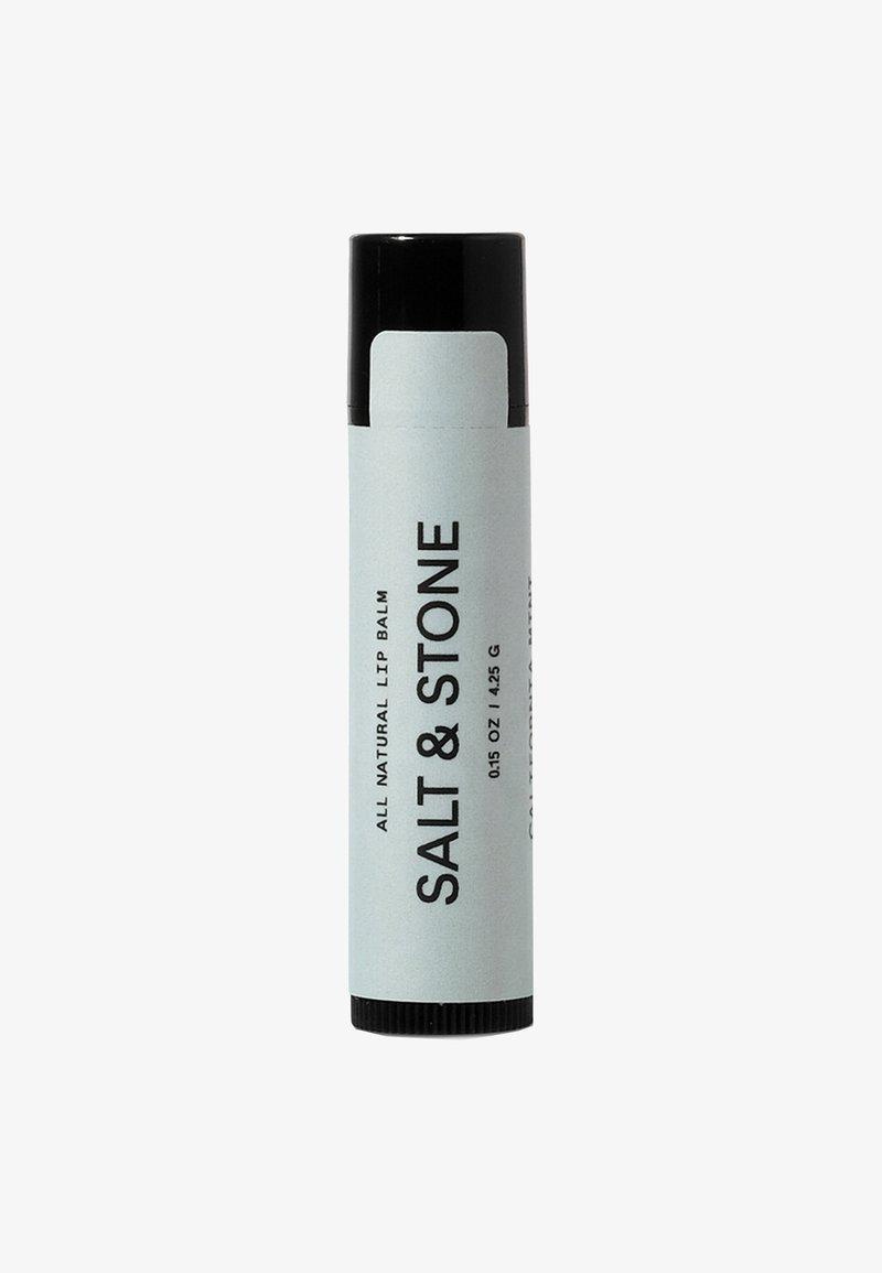 Salt & Stone - CALIFORNIA MINT LIP BALM - Lippenbalsam - -