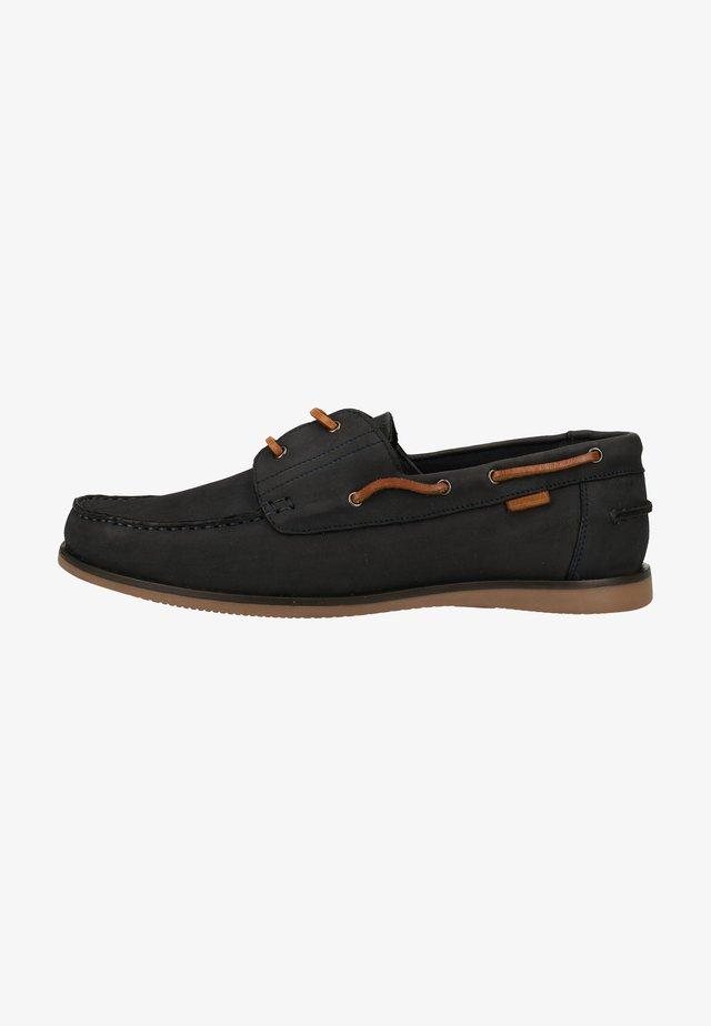 Buty żeglarskie - dunkelblau 21
