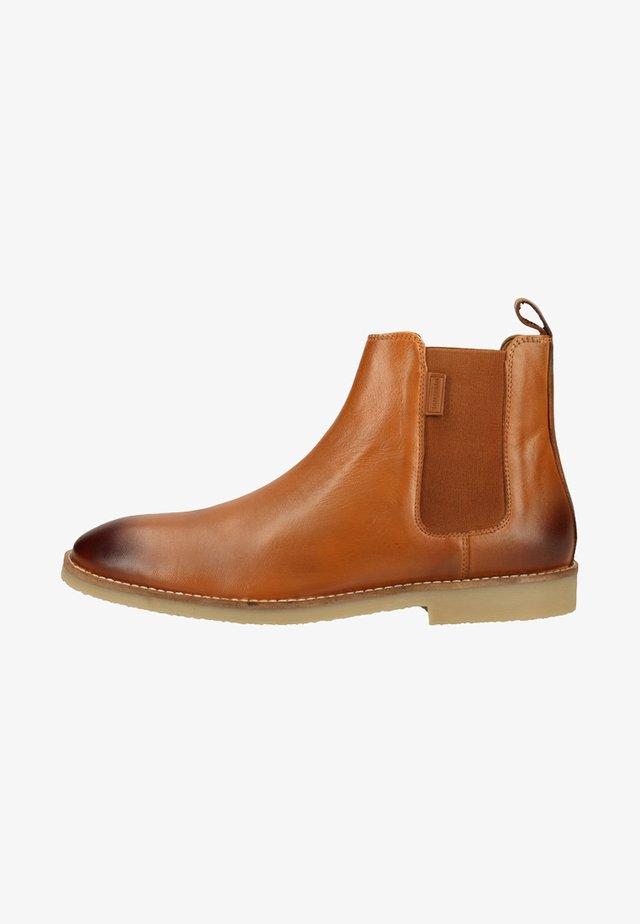 Støvletter - medium brown