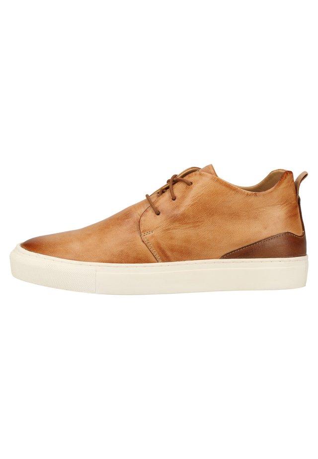 SANSIBAR SHOES SNEAKER - Sneakers - mittelbraun 42
