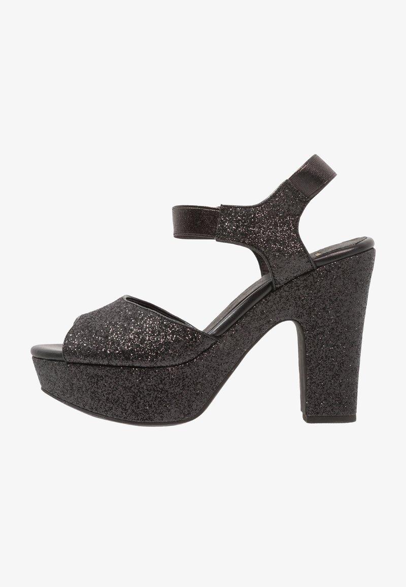 Shoe The Bear - SANDY - Højhælede sandaletter / Højhælede sandaler - black