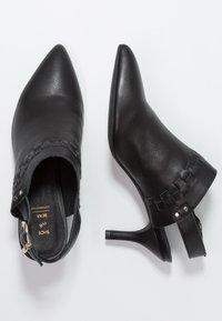 Shoe The Bear - AGNETE SLINGBACK - Tronchetti - black - 3