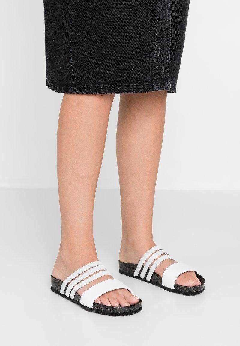 Shoe The Bear - CARA PUFF - Mules - white
