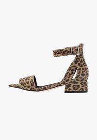 Shoe The Bear - YASMIN LEO  - Sandály - brown - 1