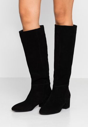 SOPHY TALL BOOT - Bottes - black