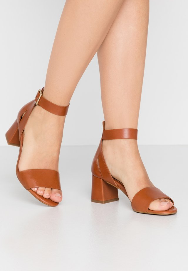 MAY  - Sandals - tan