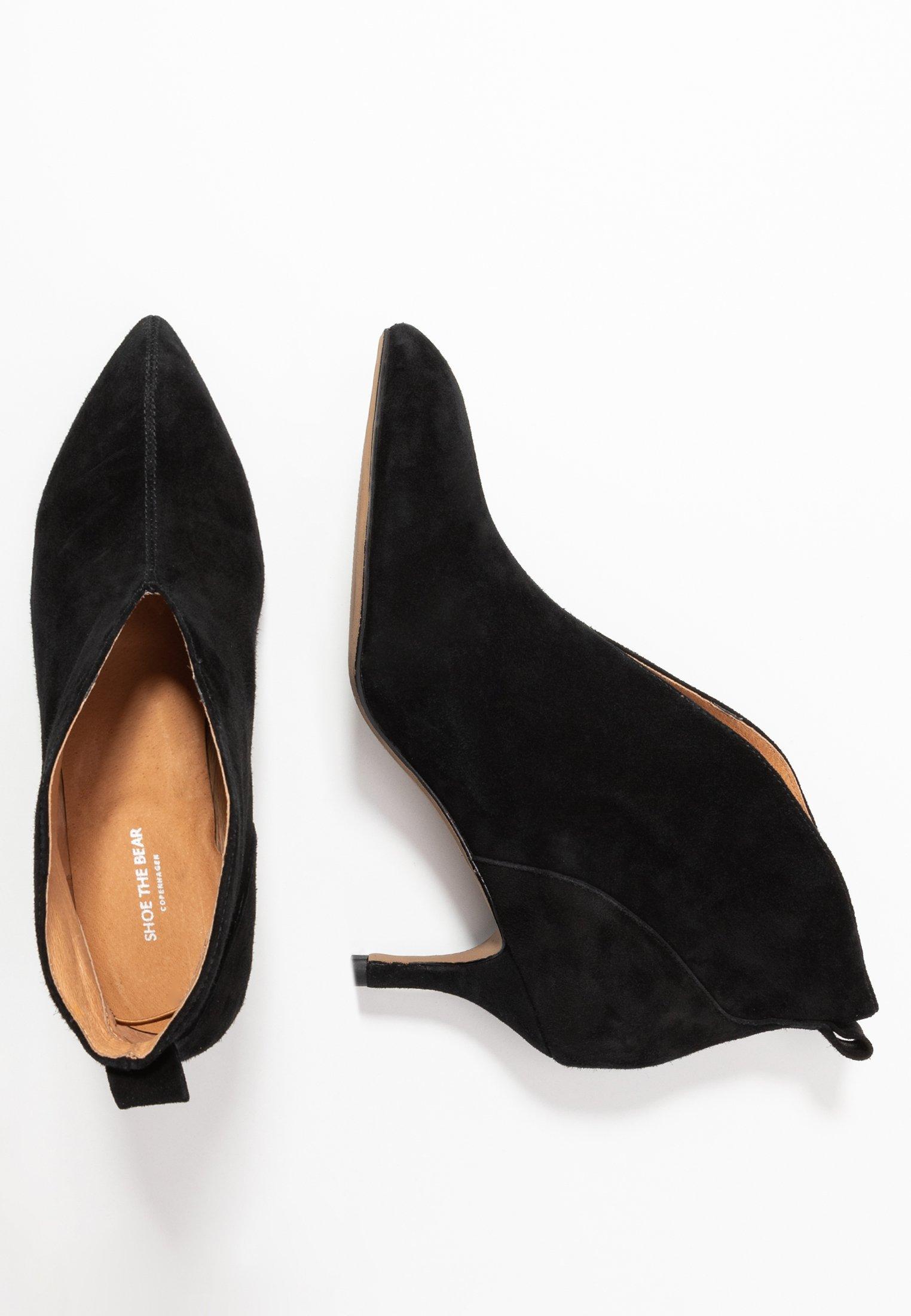 Shoe The Bear Valentine - Ankelboots Black