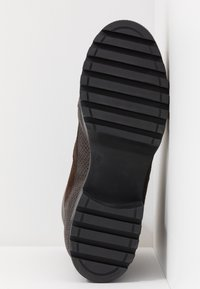 Shoe The Bear - CELESTE HIKE - Platåstövletter - brown - 6
