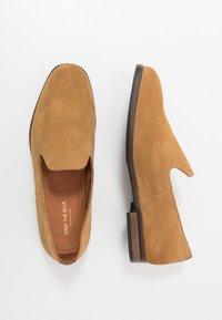 Shoe The Bear - REY - Eleganckie buty - camel - 1