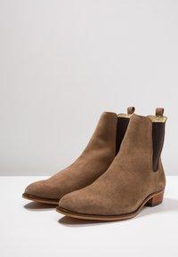 Shoe The Bear - ELI - Stövletter - taupe - 2