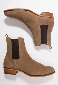 Shoe The Bear - ELI - Stövletter - taupe - 1
