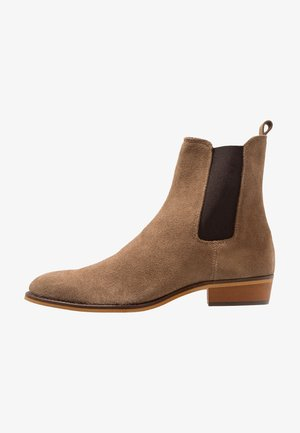 ELI - Classic ankle boots - taupe