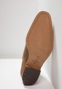 Shoe The Bear - ELI - Stövletter - taupe - 4