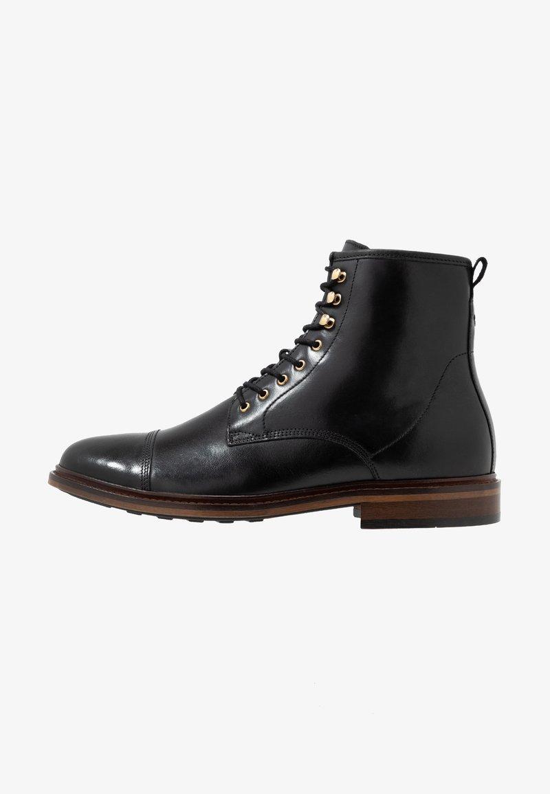 Black The Lacets À Shoe Bear CurtisBottines PuTZkiOX