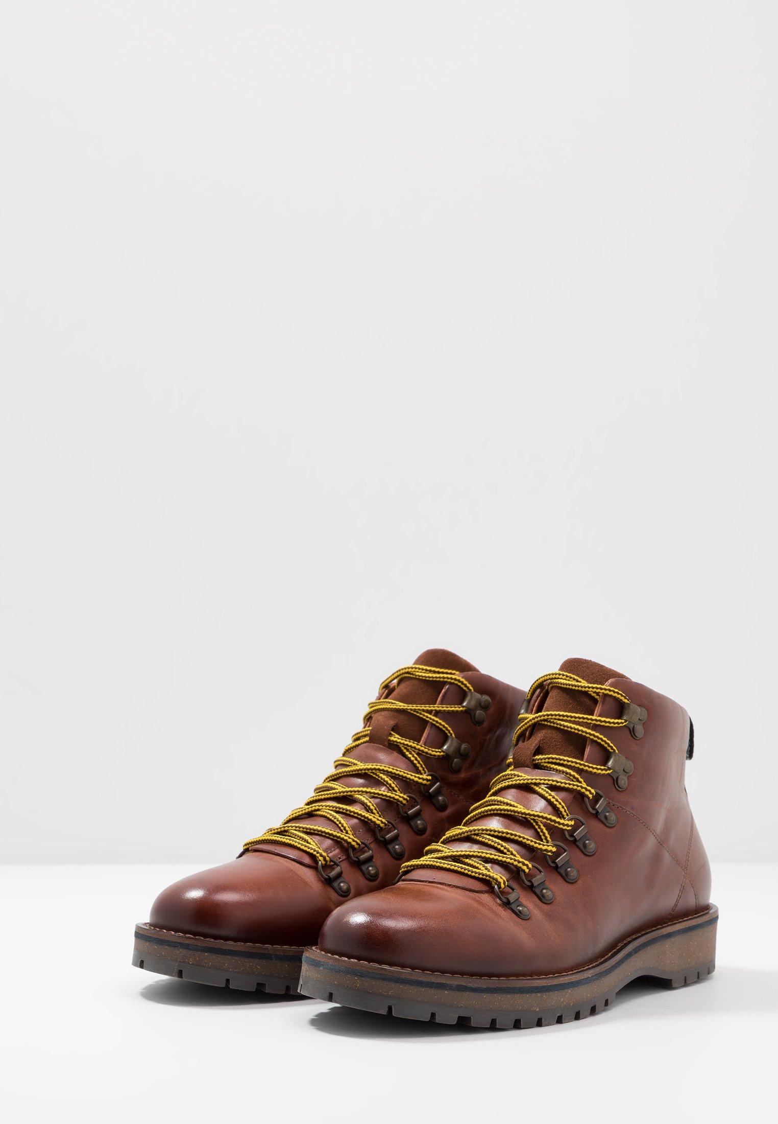 The lacets tan Bear Shoe LAWRENCEBottines à QshdrtC