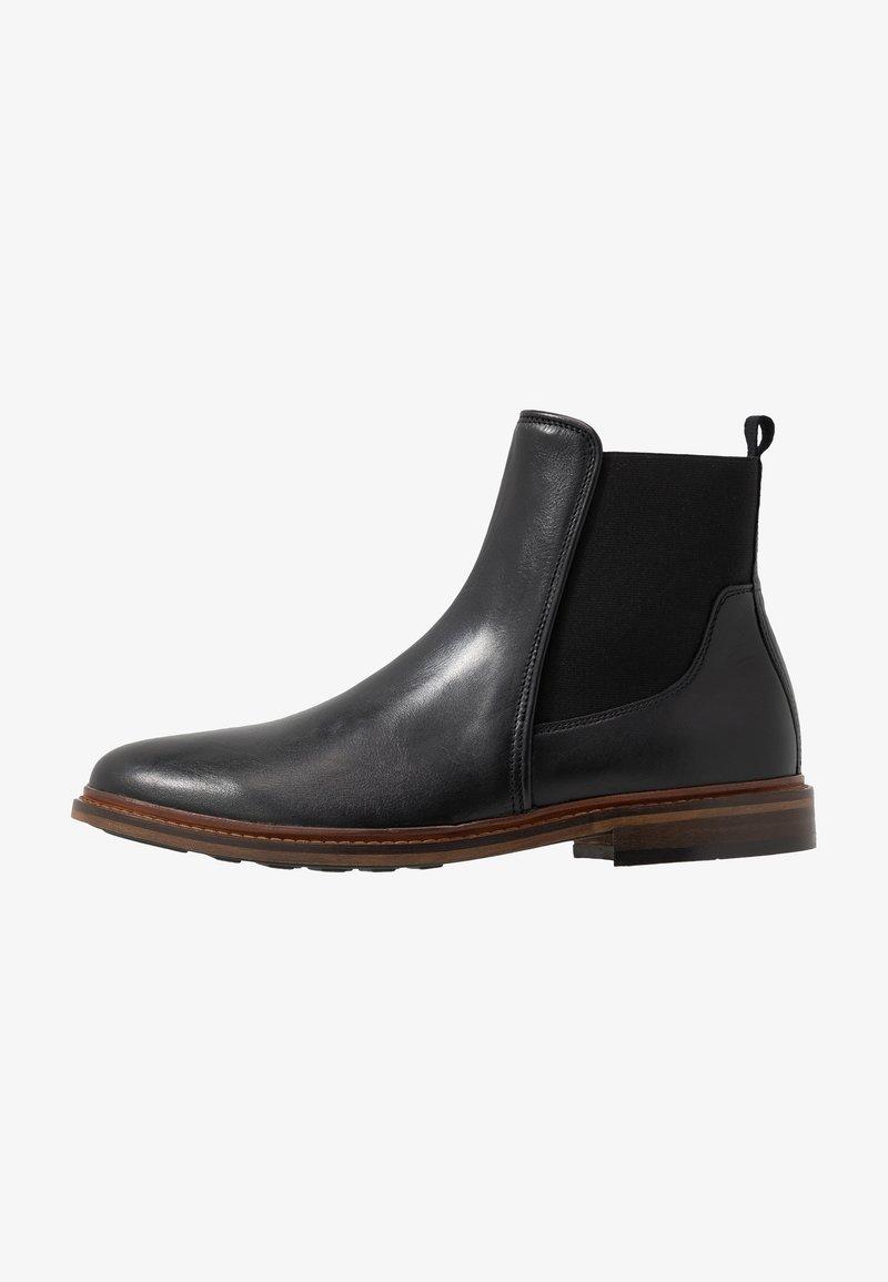 Shoe The Bear - WYATT - Kotníkové boty - black