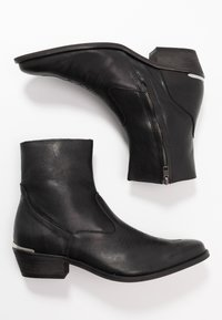 Shoe The Bear - ENZO - Classic ankle boots - black - 1