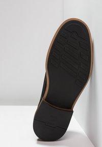 Shoe The Bear - NATE  - Elegantní šněrovací boty - black - 4