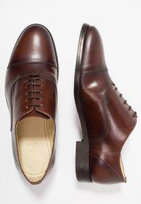 Shoe The Bear - HARRY - Business-Schnürer - brown - 1